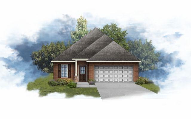 Plantation Park Dsld Homes New Homes In Harvest Huntsville Area Al